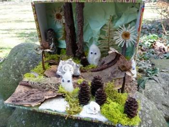 Diorama from artclubblog.com